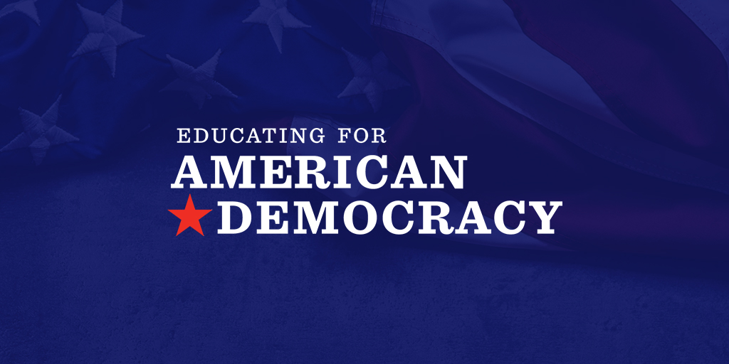 Introducing the Educating for Democracy Framework