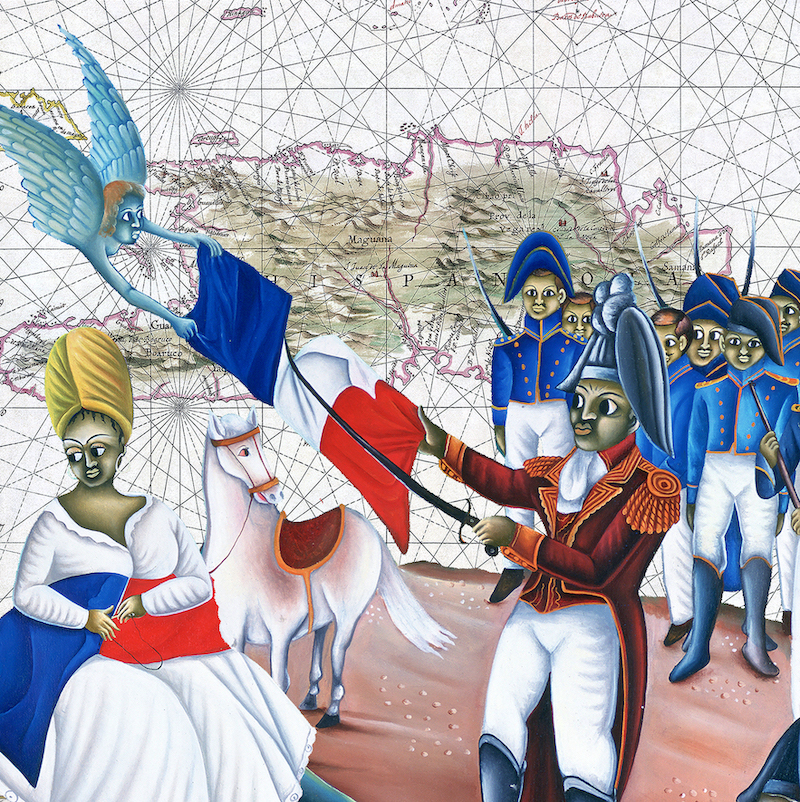 Teaching about the Haitian Revolution's Role in World History